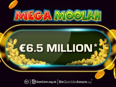 Microgaming's Mega Moolah hit for €6.5m; New partnership and director of markets hire also announced