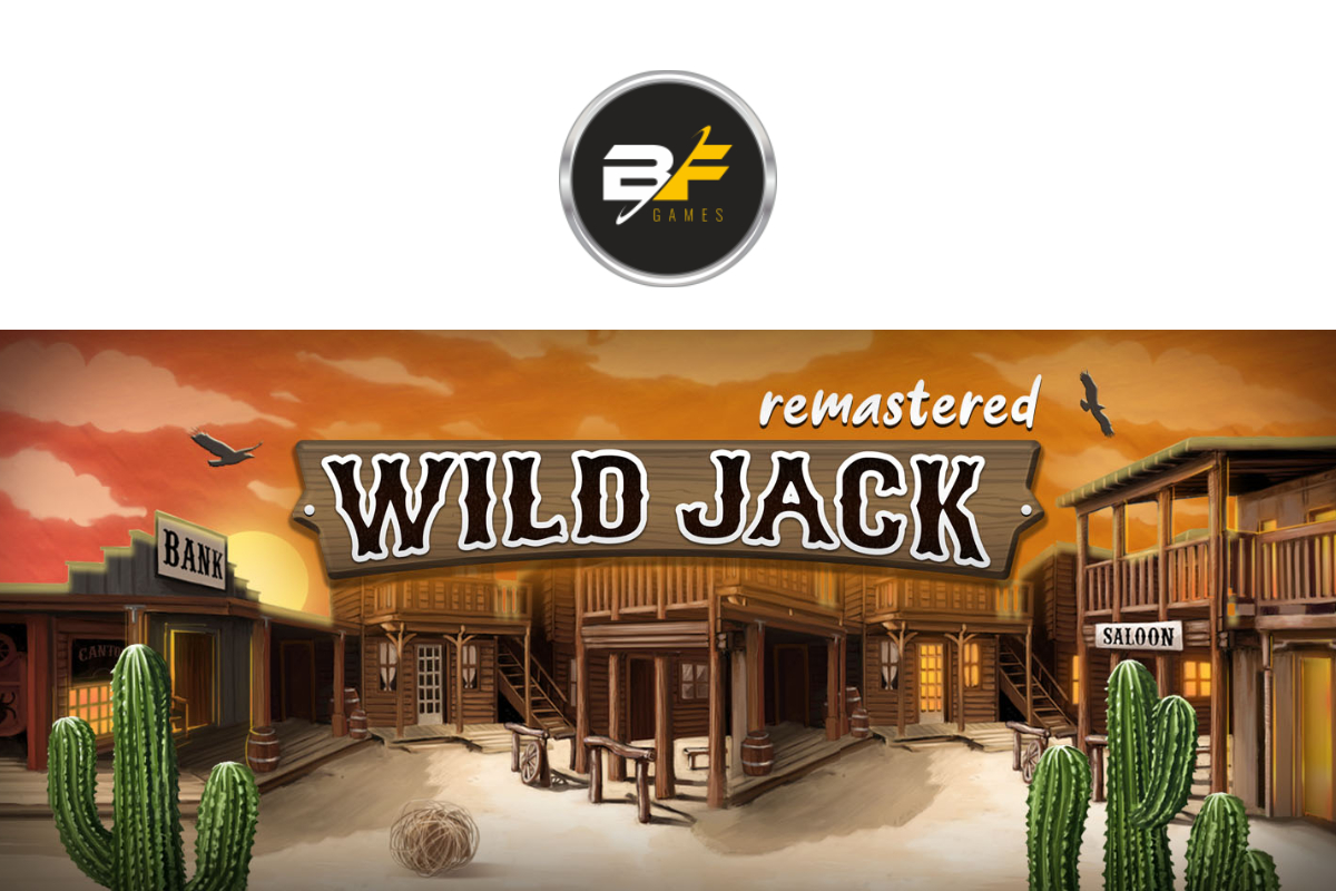 BF Games launches new slot Wild Jack Remastered™ exclusively with 1xBet
