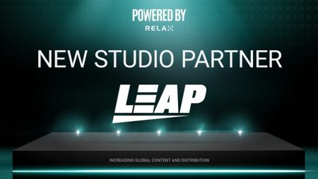 Leap Gaming latest Powered By Relax partner courtesy of new integration deal