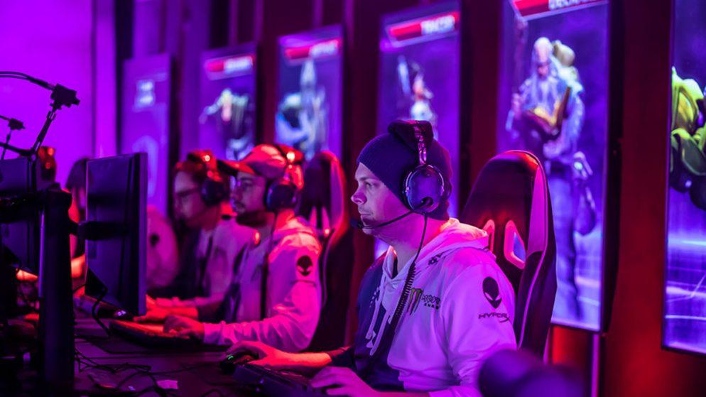 Esports Media Inks Partnership with Rogue Energy