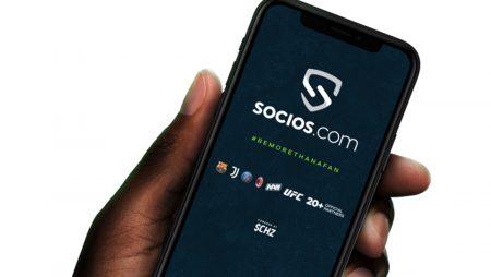 Socios.com Launches Predictor Feature