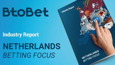 BtoBet Launches Detailed Dutch Betting Focus Report