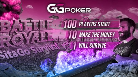 GGPoker's new Battle Royale a big hit among online poker players with Dan Bilzerian at the helm