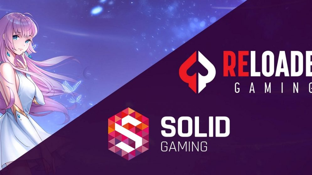 Solid Gaming inks partnership with Reloaded Gaming