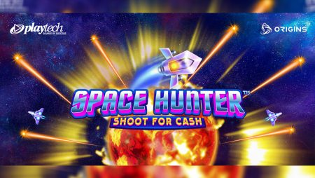"""Playtech Launches """"Space Hunter"""""""