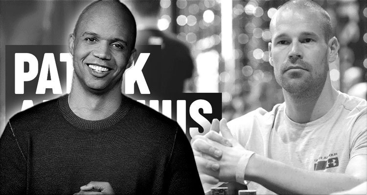 Patrik Antonius and Phil Ivey go head to head in WPT Heads-Up Championship Event