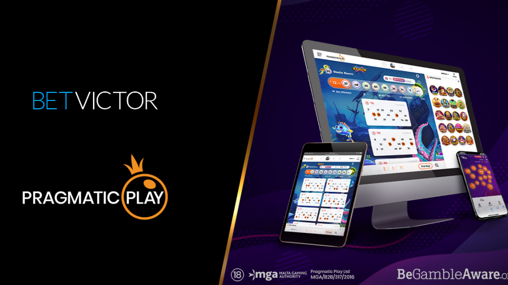 PRAGMATIC PLAY'S BINGO OFFERING NOW LIVE WITH BETVICTOR
