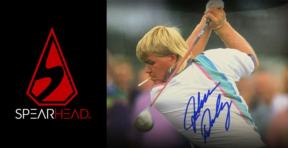 Spearhead Studios' slots series to feature champion golfer John Daly