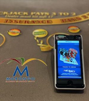 AGS implements Fast Cash at Morongo Casino