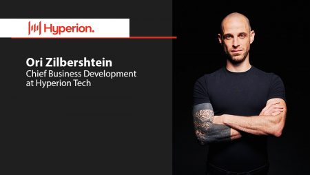 Exclusive Q&A with Hyperion Tech Chief Business Development Officer Ori Zilbershtein