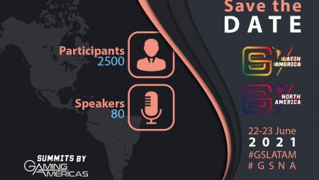Summits by Gaming Americas brings you two conferences next week between 22-23 June