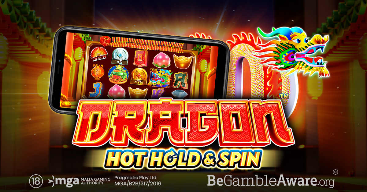 Pragmatic Play Delivers Smouldering Masterclass in Dragon Hot Hold and Spin™
