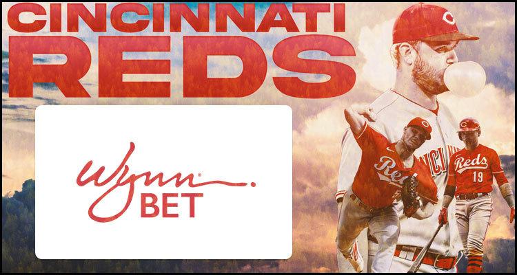 WynnBet sportsbetting service agrees Cincinnati Reds partnership