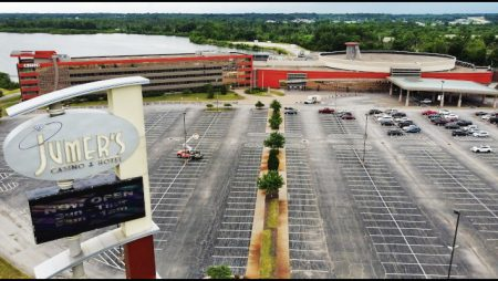 Bally's Corporation completes purchase of Jumer's Casino and Hotel