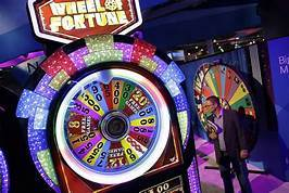 Wheel of Fortune slot 25 years old