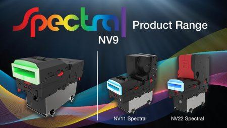 Introducing Innovative Technology's NV9 Spectral Note Validator Range