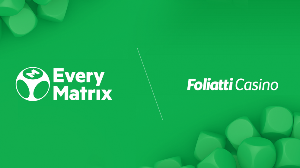 EveryMatrix partners with leading Mexican land-based operator Foliatti Casino