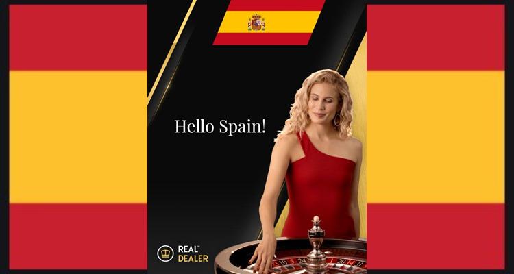 Real Dealer Studios secures certification for live dealer online casino games for Spanish market