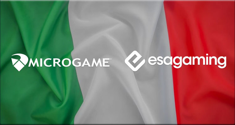 ESA Gaming bolsters position in Italy via Microgame with EasySwipe distribution agreement