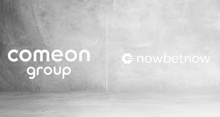 ComeOn Group teams up with NowBetNow to offer a personalized wagering experience