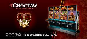 Zitro enters Oklahoma with Delta Gaming