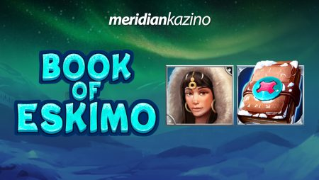 Book of Eskimo – a Frozen Slot Wonderland