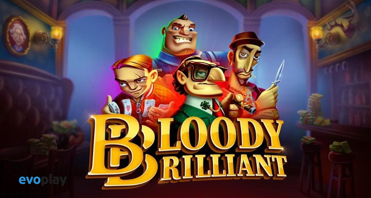 Evoplay unveils gangster-inspired video slot: Bloody Brilliant