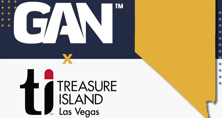 GAN adds online simulated gaming with new Treasure Island Hotel & Casino Las Vegas partnership