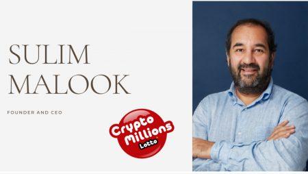Crypto Millions Lotto's Sulim Malook on What Happens When Lotto Meets Bitcoin