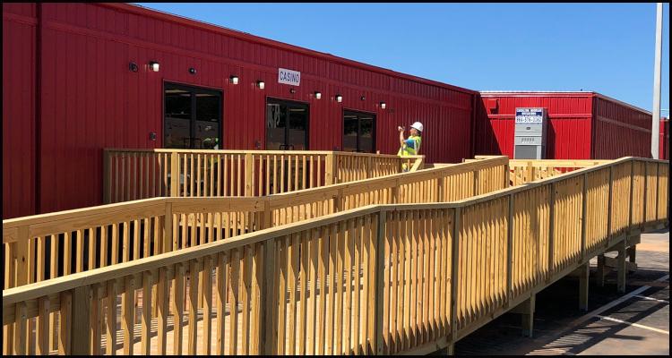 Catawba Indian Nation premieres temporary North Carolina casino
