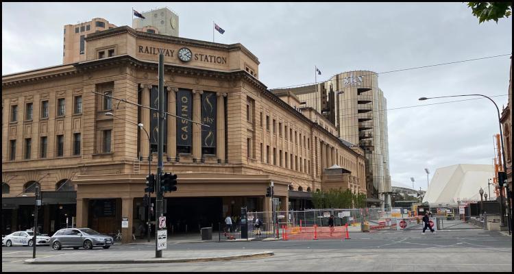 Australia's SkyCity Adelaide property temporarily closed due to coronavirus