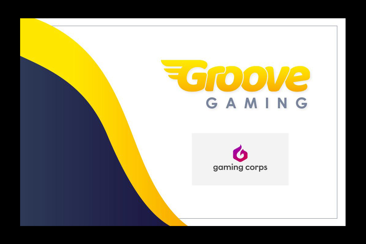 GrooveGaming gets gaming with Gaming Corps