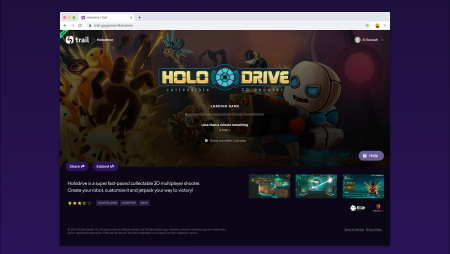 Trail Redefines the Future of Gaming with Zero-friction Gaming Platform for the Browser