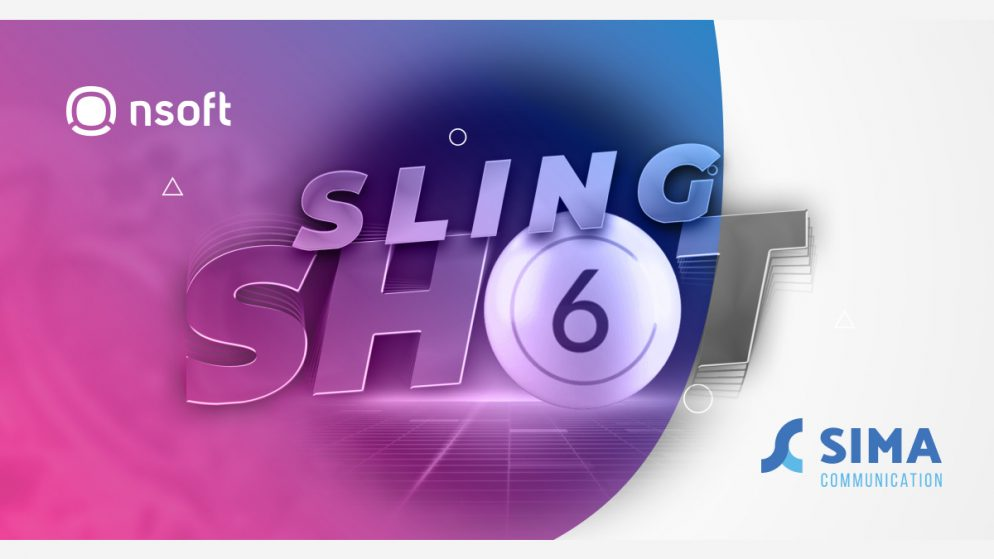 NSoft's first casino game released to Sima Communication