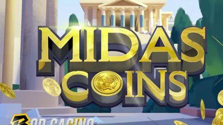 Midas Coins Slot Review (Quickspin)
