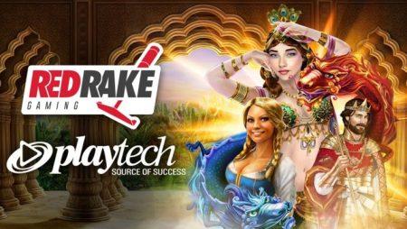 """Red Rake Gaming inks """"landmark partnership agreement"""" with Playtech"""