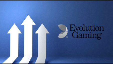 Impressive financial results for Evolution Gaming Group AB