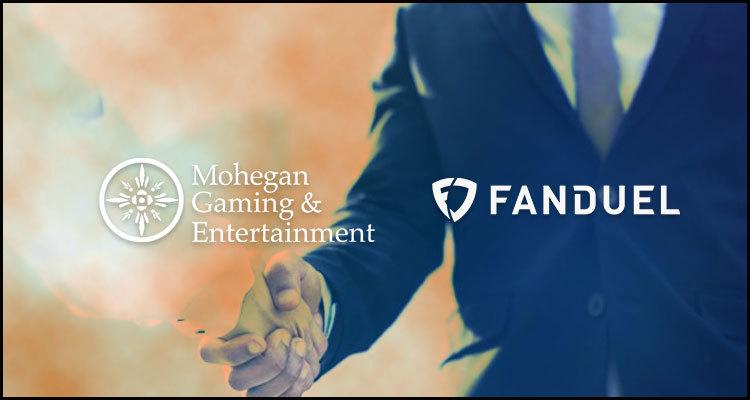 FanDuel Group inks Mohegan Gaming and Entertainment partnership