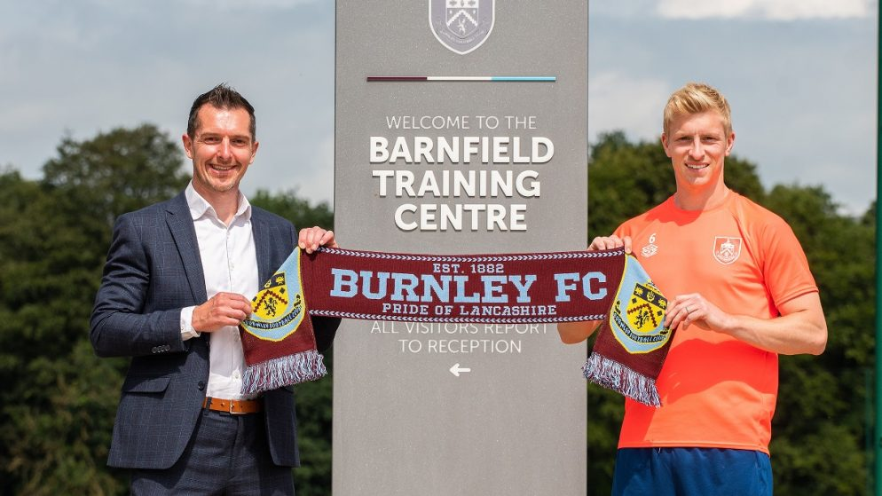 Spreadex reaches the Premier League after multi-million-pound shirt deal with Burnley FC