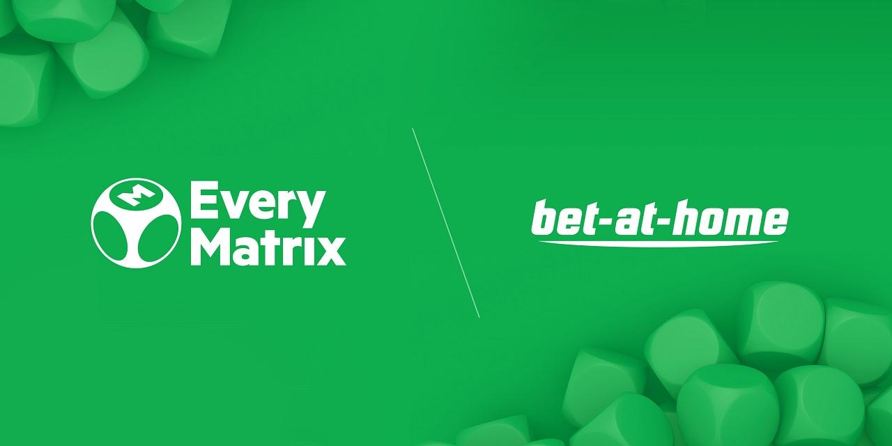 EveryMatrix and bet-at-home enter new casino partnership
