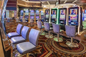 Platt replaces Caesars Palace casino seating