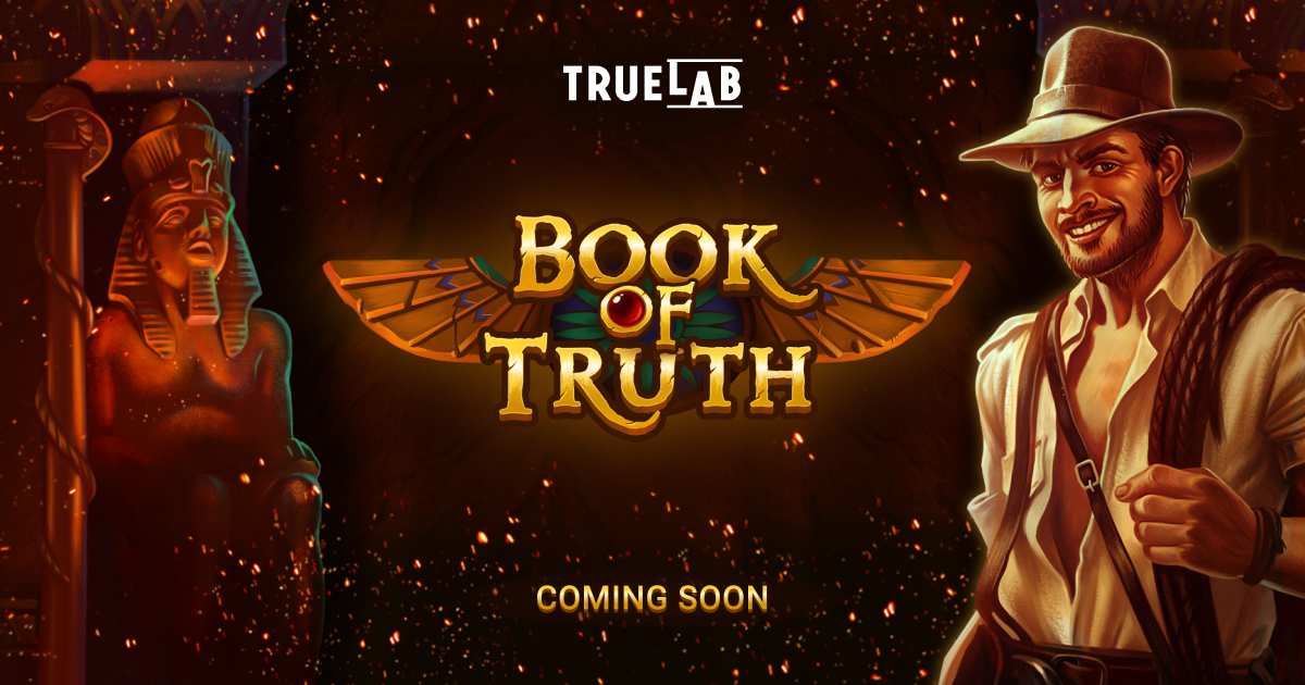 New game: Book of Truth by True Lab