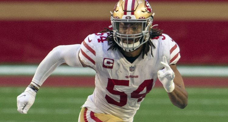Linebacker Fred Warner Receives Huge Contract Extension from the San Francisco 49ers