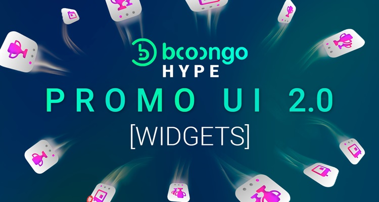 Booongo reveals important design upgrades to gamification tools