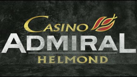 Novomatic AG premieres Netherlands new Casino Admiral Helmond