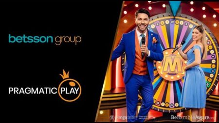 Pragmatic Play enhances Betsson Group partnership with new live casino agreement