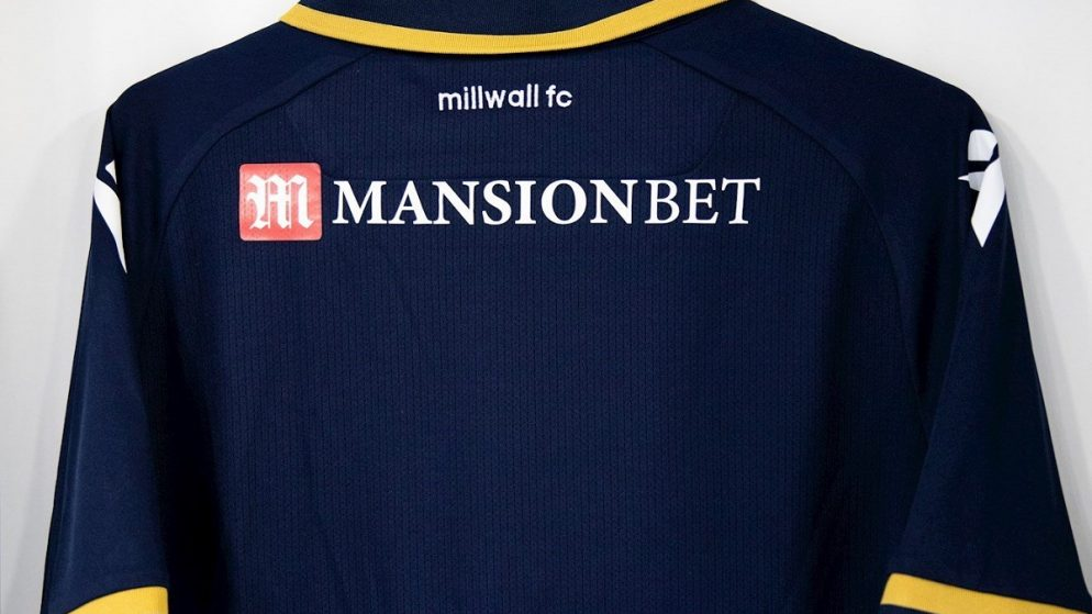 Millwall FC Announces MansionBet as Back-of-shirt Sponsor