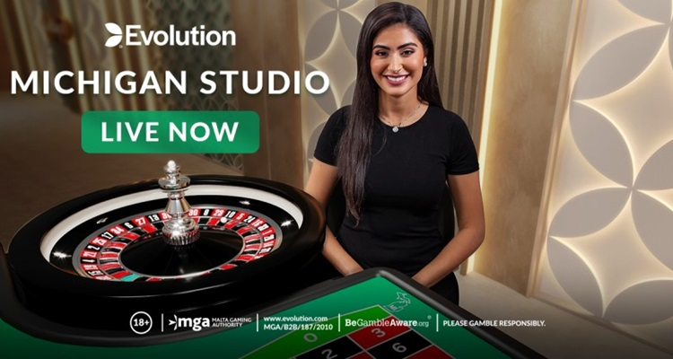 """Evolution boasts launch of """"biggest and best equipped"""" live casino studio in Michigan"""