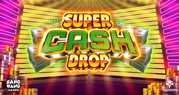 Yggdrasil releases new Super Cash Drop online slot by Bang Bang Games