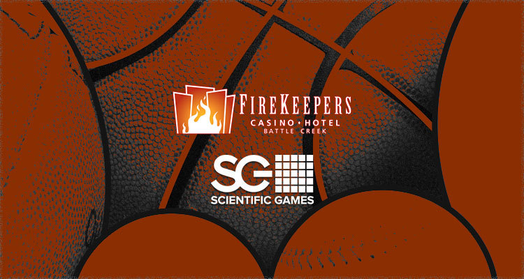 FireKeepers launches online casino and digital sports betting content in Michigan via Scientific Games partnership